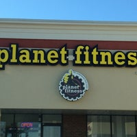 Photo taken at Planet Fitness by Shailesh G. on 10/16/2012