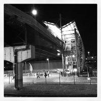 Photo taken at MetroLink - Grand Station by Jeremy S. on 10/24/2012