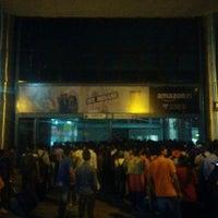 Photo taken at Kashmere Gate Metro Station by Sreerag N. on 4/24/2016
