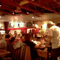 Photo taken at Red Robin Gourmet Burgers by Mena L. on 9/30/2012