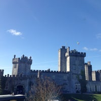 Photo taken at Dromoland Castle Hotel by B on 5/1/2013