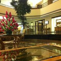 Photo taken at Hyatt Regency Merida by Mayki M. on 3/21/2013