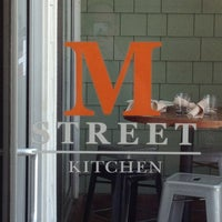 Photo taken at M Street Kitchen by Isaac W. on 6/3/2013