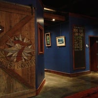 """Photo taken at 7 Seas Brewing & Taproom by Shannon """"Nerdmaid"""" G. on 4/10/2013"""
