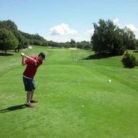 Photo taken at Benona Shores Golf Course by Matt W. on 8/3/2013