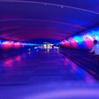 Photo taken at Tunnel of Light by David H. on 2/15/2013