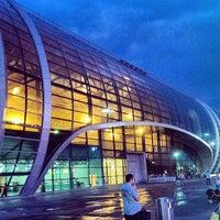 Photo taken at Domodedovo International Airport (DME) by Yeskela V. on 8/23/2013