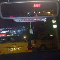 Photo taken at Çankaya Basın Taksi by ÇağLar Ç. on 5/23/2013