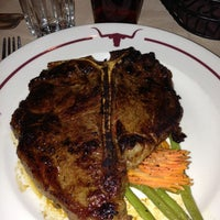 Photo taken at Y. O. Ranch Steakhouse by Pj R. on 12/12/2012