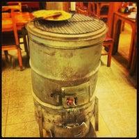 Photo taken at Madalyalı Restaurant by Irem P. on 3/19/2013