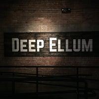 Photo taken at Deep Ellum by Tiburon M. on 9/11/2016
