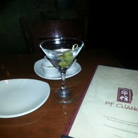 Photo taken at P.F. Chang's by Adam .. on 1/17/2013
