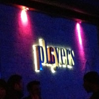 Photo taken at Players Sports Lounge by Taina on 10/14/2012