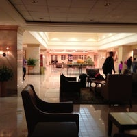 Photo taken at L'Enfant Plaza Hotel by Michelle B. on 11/9/2012
