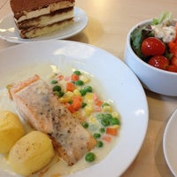 Photo taken at IKEA Restaurant & Café by issarawarang r. on 4/16/2013