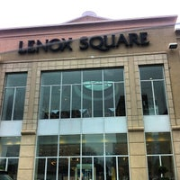 Photo taken at Lenox Square by RonBizzLe on 12/16/2012