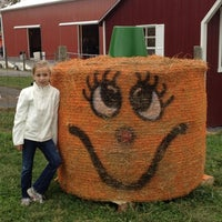 Photo taken at Gaver Farm by Jeanette B. on 10/6/2012