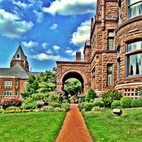 Photo taken at Saint Louis University by Fletch on 8/17/2013