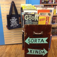 Photo taken at Strand Bookstore by Vanya T. on 4/2/2014