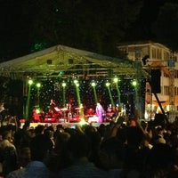 Photo taken at Cumhuriyet Meydanı by Nuh B. on 7/8/2013