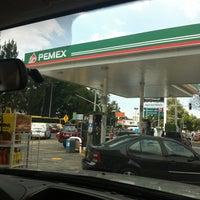 Photo taken at Gasolinería by Liliana P. on 10/6/2012