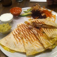 Photo taken at Jim Burrito's Cantina by New Hamburg Tours on 12/2/2012