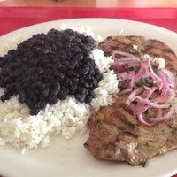 Photo taken at La Granja Restaurant by Luis D. on 10/27/2012