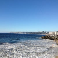 Photo taken at Viña del Mar by Orlando Jesús B. on 2/16/2013