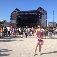 Photo taken at Isle of MTV by Julia T. on 6/26/2013