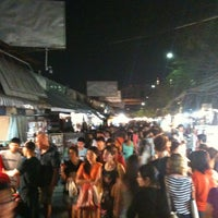 Photo taken at Chatuchak Weekend Market by bom bie M. on 3/9/2013