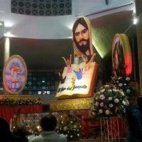 Photo taken at Iglésia De Nuestra Señora Del Pilar by angela m. on 4/18/2014