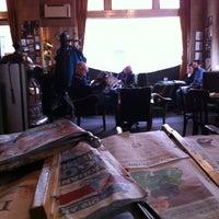 Photo taken at Café Jelinek by Vee K. on 2/10/2013