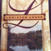 Photo taken at Lewiston Lodge by Ray C. on 1/19/2013