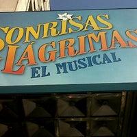 Photo taken at Teatro Arteria Coliseum by Maria Jesús M. on 6/2/2013