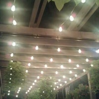 Photo taken at Southwest Porch at Bryant Park by Robert H. on 10/11/2012