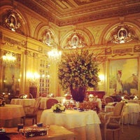 Photo taken at Le Louis XV - Alain Ducasse by Alena S. on 10/13/2012