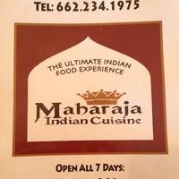 Photo taken at Maharaja by Ellen T. on 3/16/2013