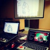 Photo taken at Ledet Graphics Training by Dtm F. on 3/5/2013