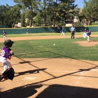 Photo taken at West Hills Baseball by David K. on 4/19/2015