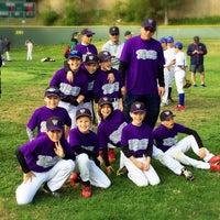 Photo taken at West Hills Baseball by David K. on 2/28/2015