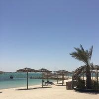 Photo taken at Al Dar Island by Mr. on 5/22/2016