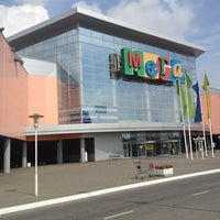 Photo taken at МЕГА Дыбенко / MEGA Mall by Alexander S. on 7/15/2013