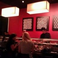 Photo taken at Sushi Fugu by John W. on 11/10/2012