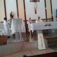 Photo taken at Igreja Matriz Nossa Senhora da Conceição by Déborah P. on 6/13/2014