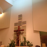 Photo taken at Nativity Of Mary Church by Eric D. on 11/28/2012