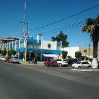 Photo taken at Presidencia Municipal Apizaco by Lenin Z. on 10/24/2012