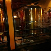 Photo taken at Copper Creek Brewing Co. by Aaron F. on 4/6/2013