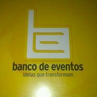 Photo taken at Banco de Eventos by Fabricio M. on 3/6/2013
