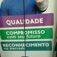 Photo taken at Faculdade Santa Terezinha - CEST by Marcelo L. on 10/24/2016