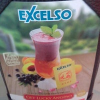 Photo taken at EXCELSO Café by Justjoko S. on 3/17/2013